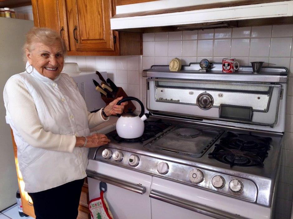 Grandma Gina