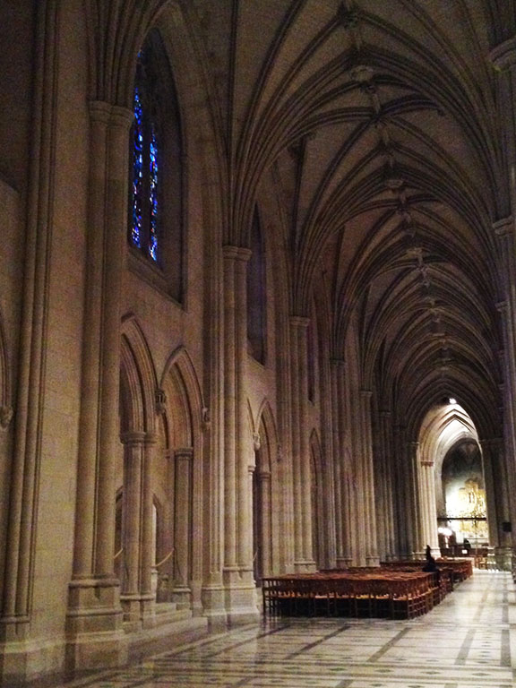 Visit the National Cathedral in Washington, DC!