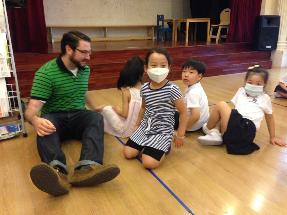 Most students are donning masks at school this week