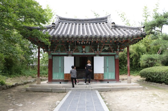 The Shrine for Chunhyang