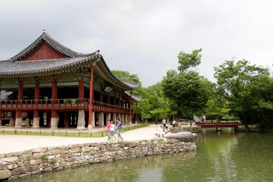 Gwanghallu Pavilion - Treasure No. 281