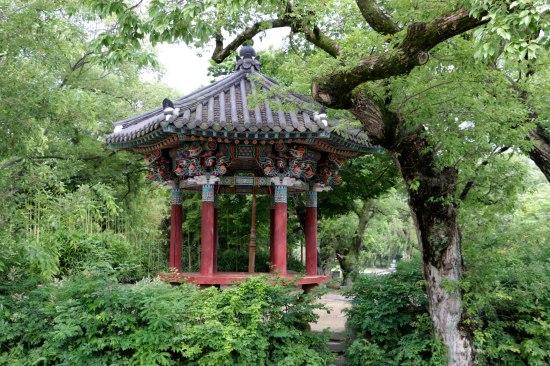 Bangjangeong Pavilion
