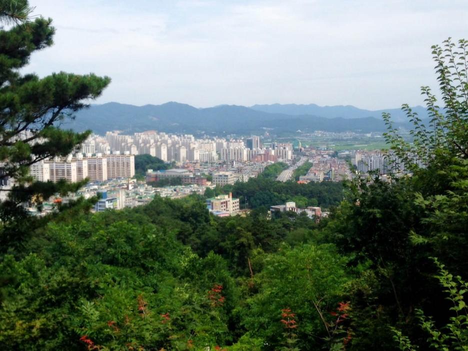 Views of Mipyeong-dong