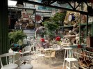 Antique shopping in Itaewon