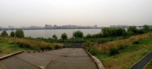 Along the Han River