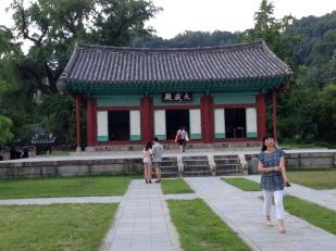 Hyanggyo, a Confucian school