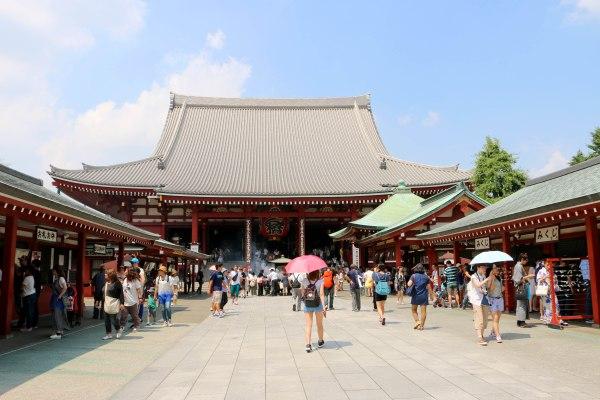 Senso-ji Buddhist Temple