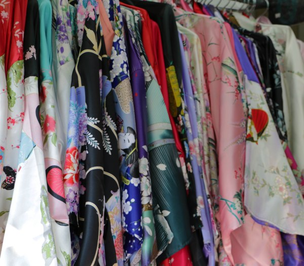 Beautiful Kimono robes for sale