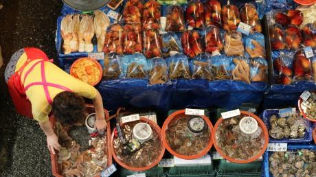 Noryangjin Fish Market 1