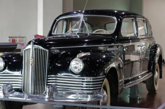 North Korean Kim Il Sung's limousine captured by ROK Army during Korean War.