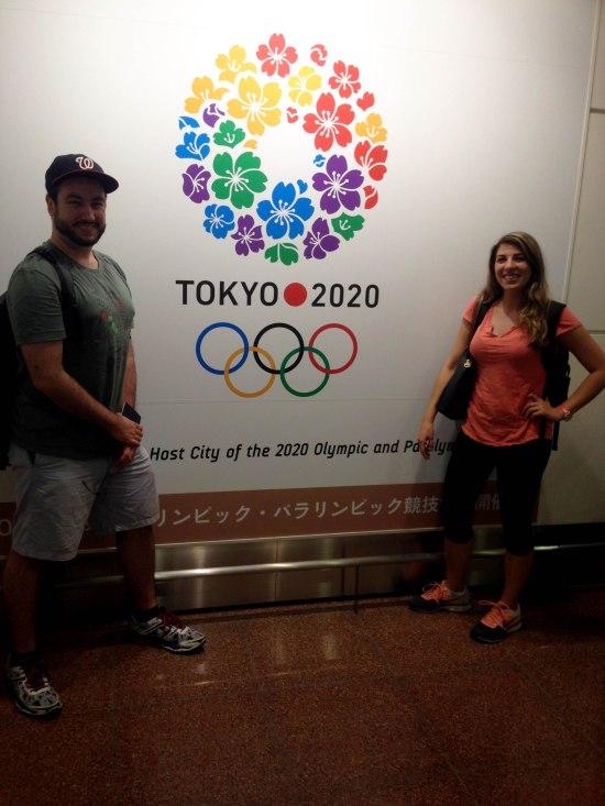 I've got 20/20 vision for the Tokyo Olympics!