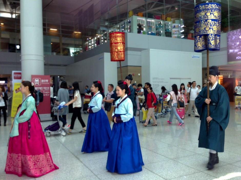 Incheon Parade