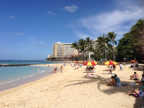 So long, Waikiki!