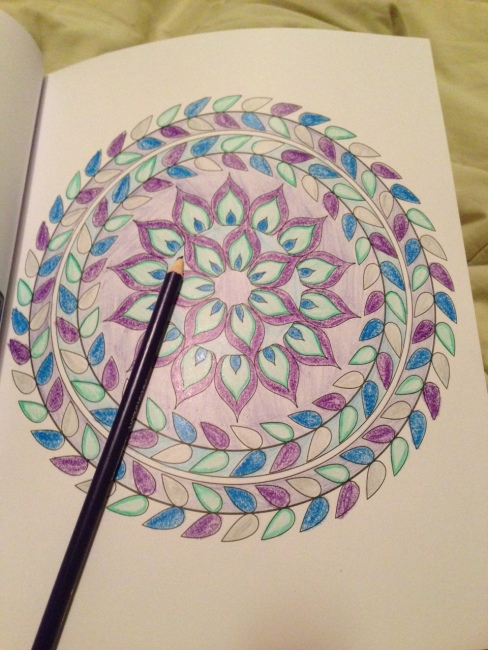 Coloring for adults - a fun, stress-relieving hobby!